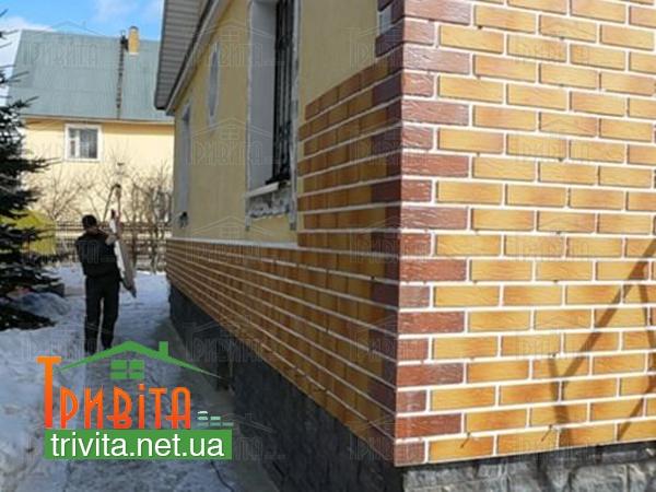 Как правильно очистить фасад после окончания строительных работ?