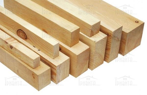 купити брус дерев'яний