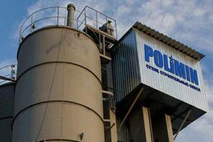 Завод Polimin, будівельні суміші Полімін