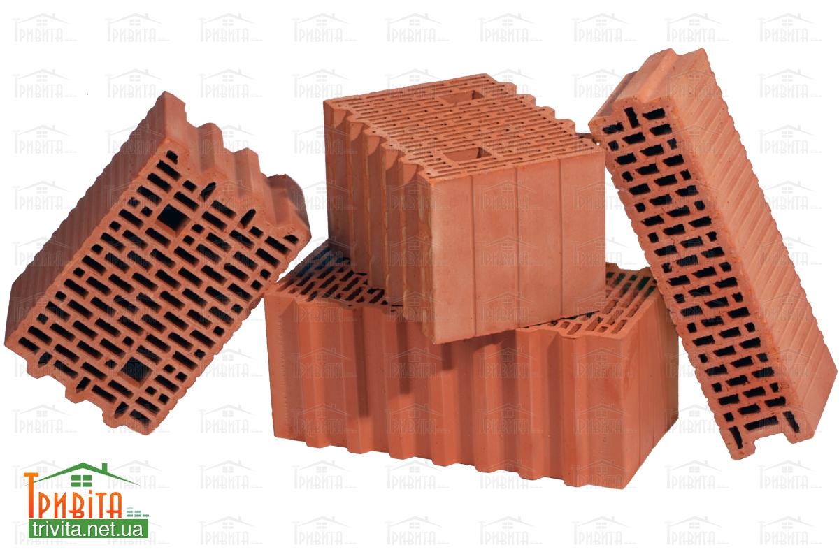 Блоки Porotherm Киев