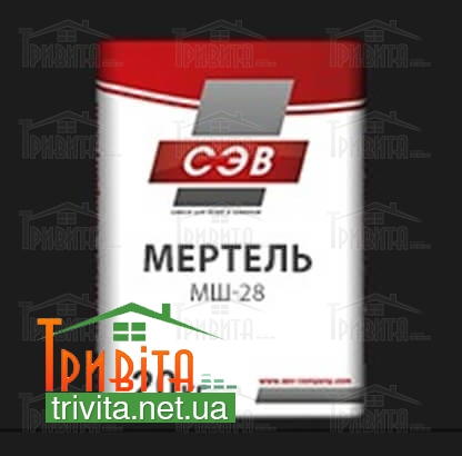 Рис. 11. Мертель МШ-28.