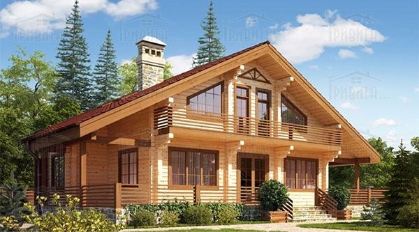 Фото 1. Складання проекту та отримання дозволу на будівництво дерев'яного будинку