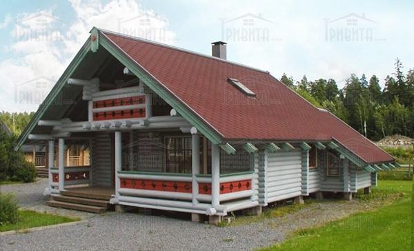 Фото 7. Як парирувати недоліки дерев'яних будинків