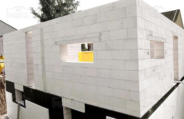Фото 3. Технические особенности блоков из газобетона