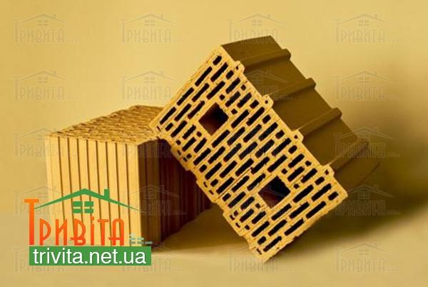 Фото 2. Переваги керамічних термоблоків
