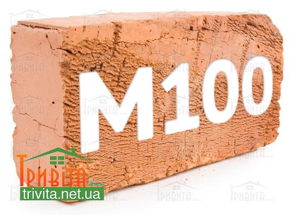Фото 1. Технічні особливості рядової будівельної цегли М-10