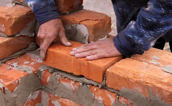 Фото 5. Какова технология каменной кладки с применением прогрева?