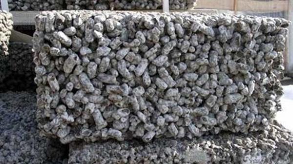 Фото 1. Наповнювачі для бетонів