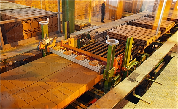Фото 2. Технология производства керамического кирпича
