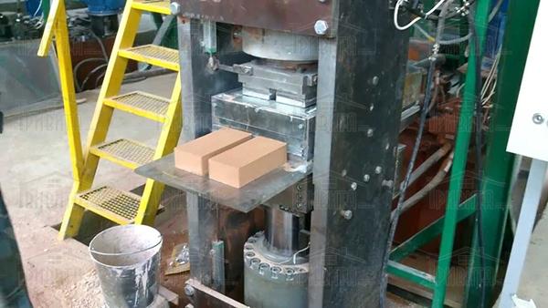 Фото 3. Технология производства рядового кирпича
