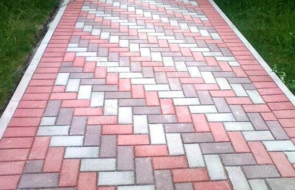 Фото 1. Основні переваги тротуарної плитки