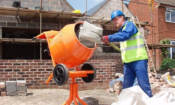 Фото 3. Технологія приготування бетонної суміші своїми руками