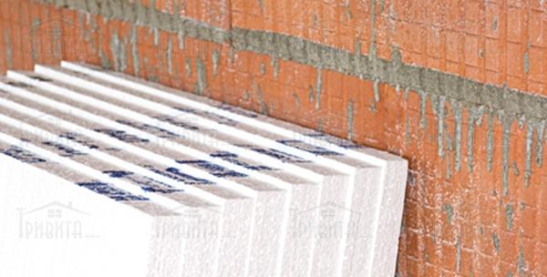 Фото 2. Подготовка поверхности стен