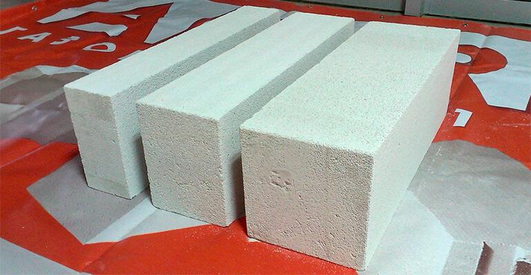 Теплоізоляційні блоки AEROC ENERGY