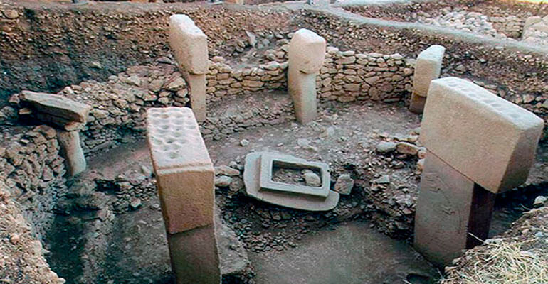 Фото 1. История возникновения бетона