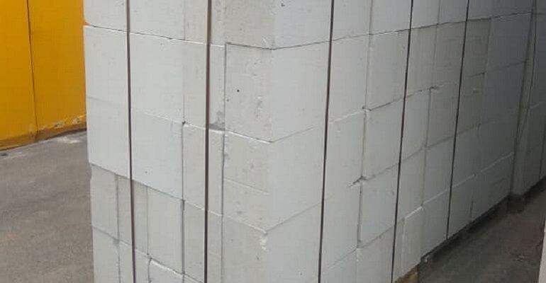 Газобетон 2 сорт стеновой