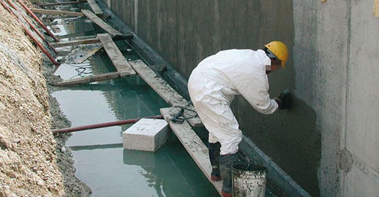 Фото 4. Виды гидроизоляции фундамента