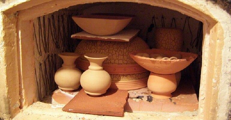 Изделия из шамотной глины