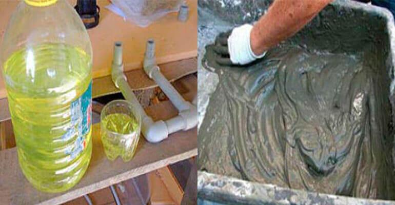 Сколько нужно мыла в цементный раствор как изготавливают цементный раствор