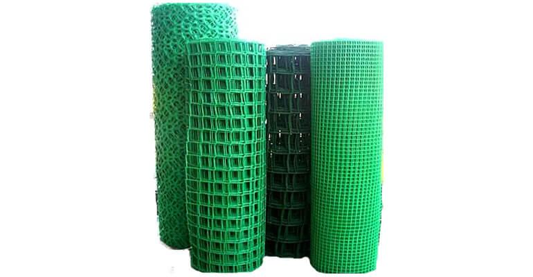 Фото 3. Пластиковые сетки
