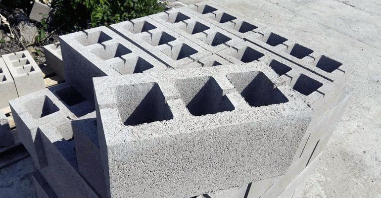 Шлакоблок для будівництва дачі