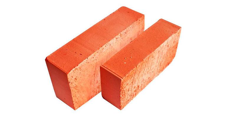 Фото 1. Рядовой строительный кирпич