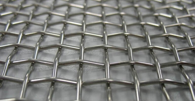 Фото 2. Металлические сетки