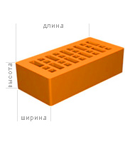 калькулятор кирпича