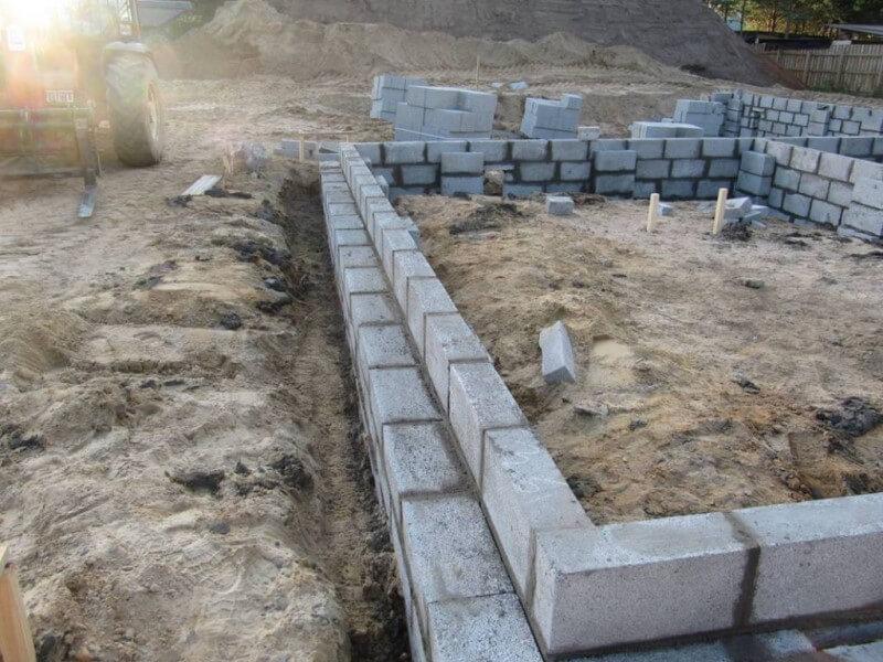 Керамзитные блоки купить Киев