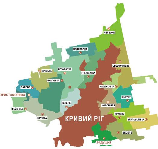 газобетон в Криворожский район