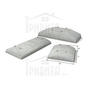 Характеристики плит ленточных фундаментов