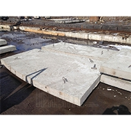 Монтаж балконной плиты или плиты лоджии