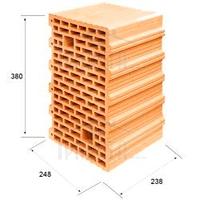 Керамический блок размеры