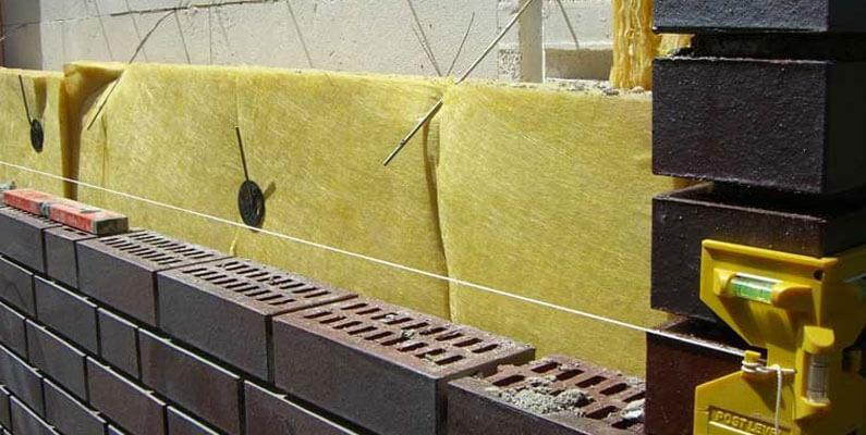 Фото 5. Утепление дома базальтовой ватой