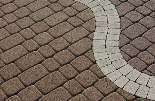 Тротуарная плитка Авеню фото