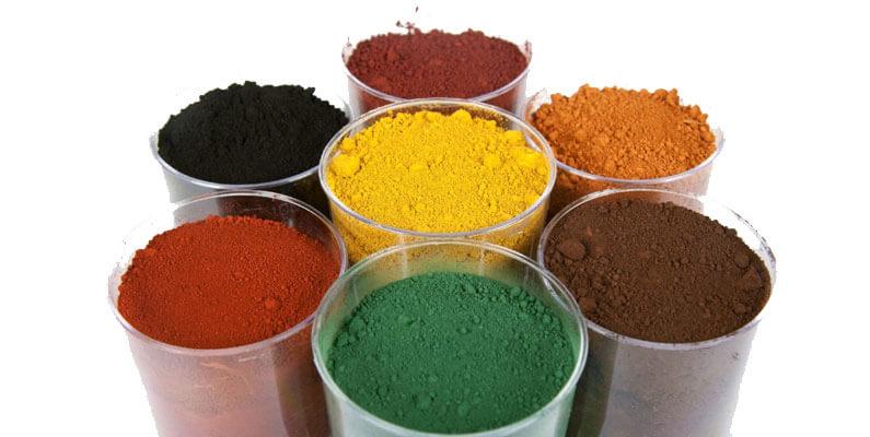 Фото 3. Способи фарбування бетону